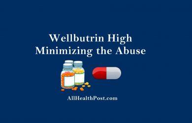 Wellbutrin High